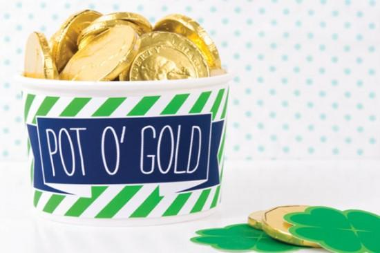 Pot of Gold Decor
