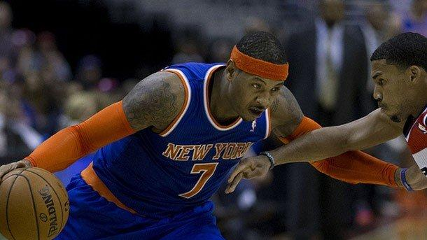 Hoping to Strike Off-Court Gold, Carmelo Anthony Launches a VC Firm