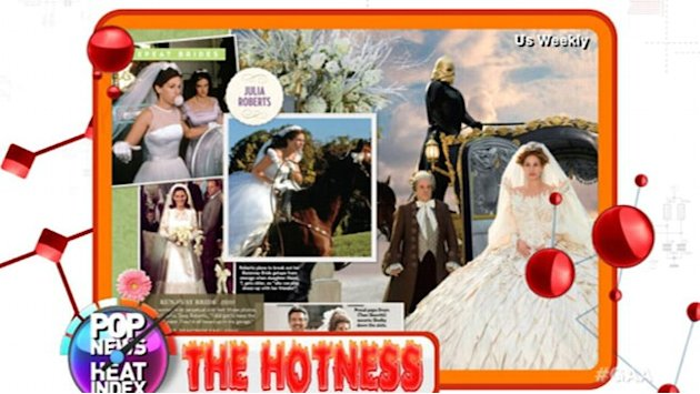 US Weekly Celebrates the '100 Greatest Movie Weddings of All Time'