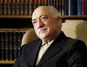 Islamic preacher Fethullah Gulen is pictured at his residence in Saylorsburg, Pennsylvania