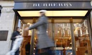 Burberry Shares Plunge Amid Sales Warning