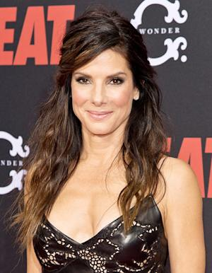 "Sandra Bullock on Being Single: ""My Sexy Lingerie Has Been Locked in a Drawer for a While"""