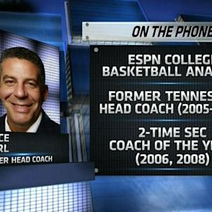 Bruce Pearl on Wichita State's early success