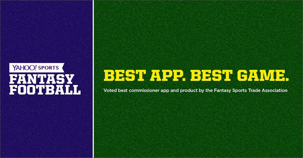 Play Yahoo Fantasy Football and Win!