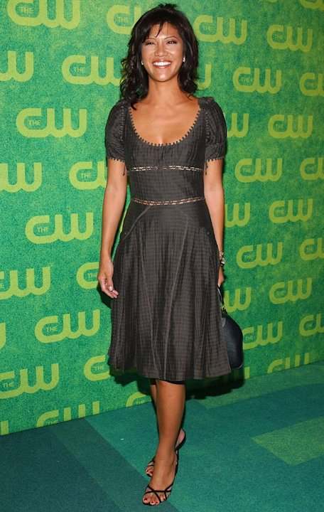 Julie Chen at The CW Summer 2006 TCA Party.