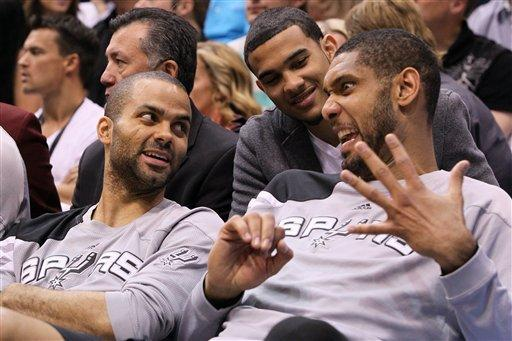 Spurs can recharge while awaiting next opponent