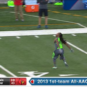 2014 Combine workout: Calvin Pryor