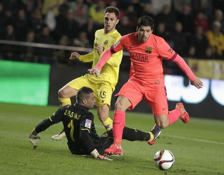 Rayo next in red-hot Suarez's firing line