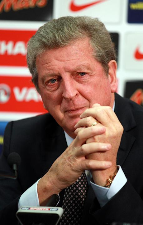 Soccer - FIFA World Cup Qualifying - Group H - England v Montenegro - England Press Conference - Wembley Stadium