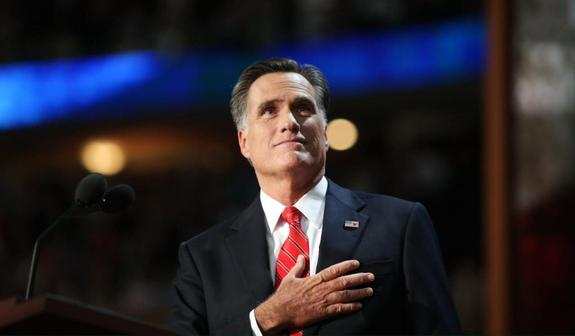 Mitt Romney Reveals Space Exploration Plans (But Few Details)