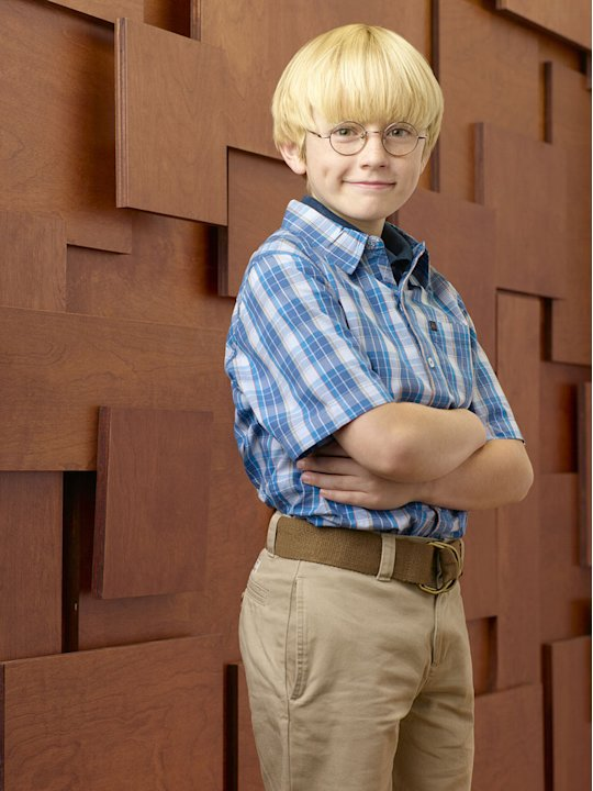 "Nathan Gamble in the ABC series ""Hank""MICO)"