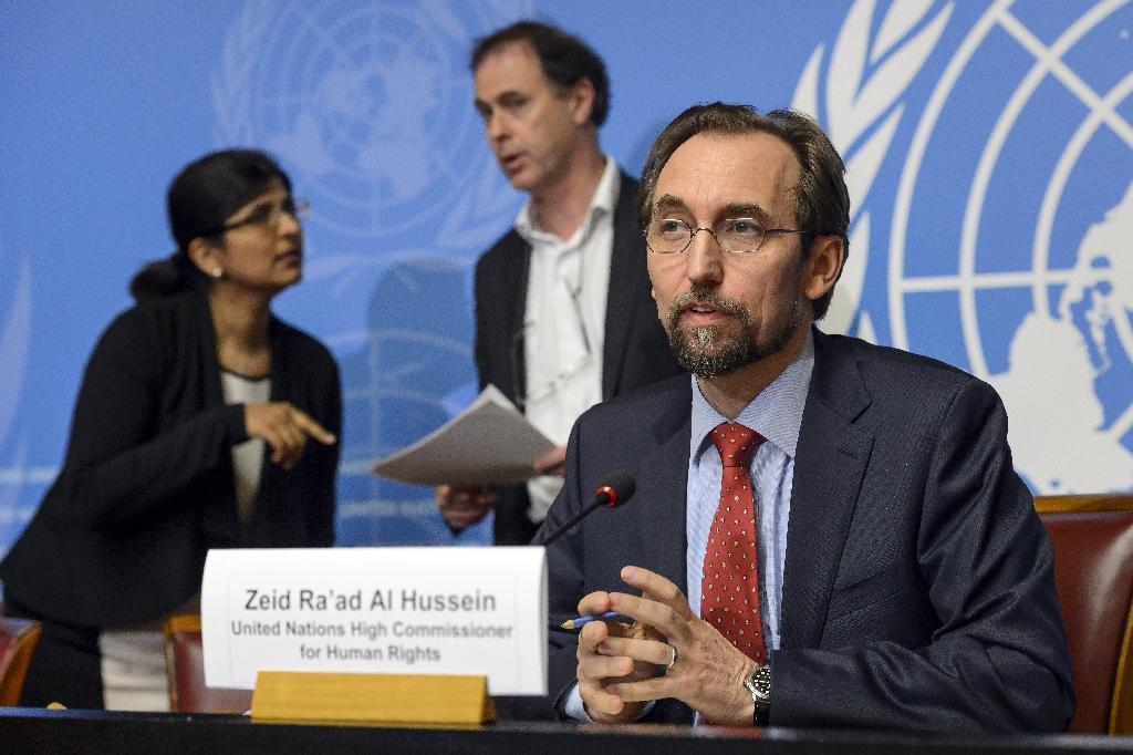 UN rights chief denounces 'shameful' abuses in South Sudan