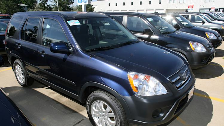 Honda recalls 2002-2006 CR-V for fire risk