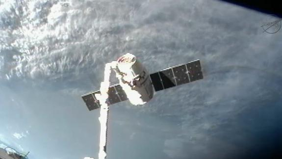 Next Private Spacecraft Launch to Space Station Set for March 1