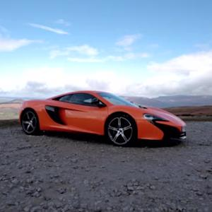 The McLaren 650S is a step closer to perfection