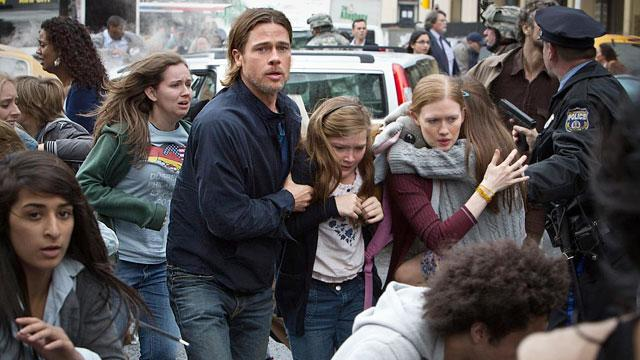 How 'World War Z' Could Have Ended
