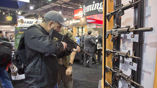 35th annual SHOT Show in Las Vegas