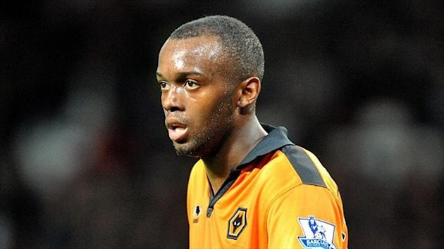 Steven Mouyokolo left Wolves in January