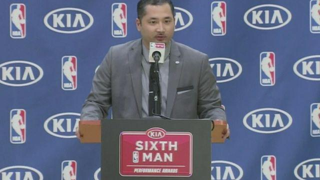 J.R. Smith wins NBA's Sixth Man of the Year award [AMBIENT]