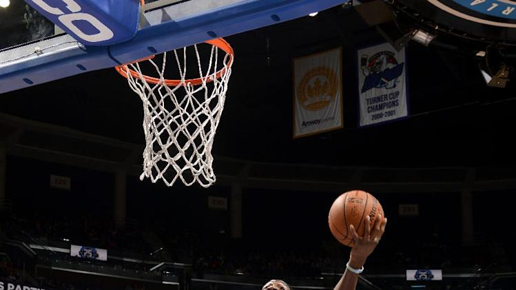 Faried leads Nuggets over Magic 120-112