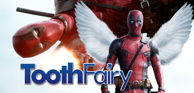 Ryan Reynolds Plays Tooth Fairy With Deadpool Tickets For Fan Who Got Teeth Pulled