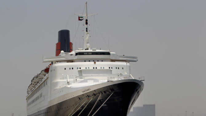 Dubai plans Asian home for famed QE2 luxury liner