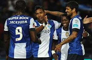 Dynamo Kiev 0-0 Porto: Stalemate enough to see Portuguese side into last 16