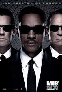 Póster de Men in black III