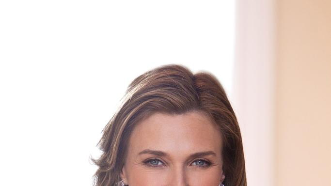 "Brenda Strong stars as Ann Ewing in ""Dallas."""