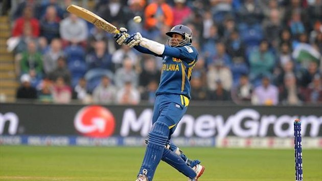 Tillakaratne Dilshan was joint top-scorer for Sri Lanka with 43