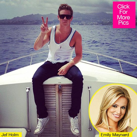 New Proof &#x2018;Bachelorette&#x2019; Emily Maynard Picks Jef Holm
