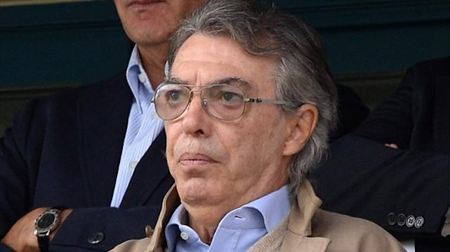 Moratti to sell everything in one-two years