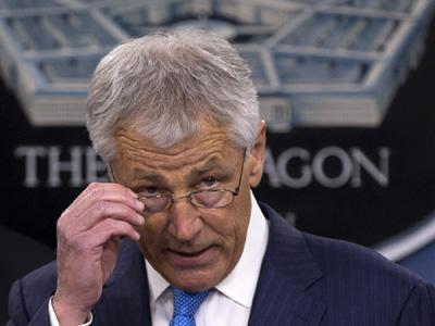 Hagel: Cuts Won't Erode World's Best Force