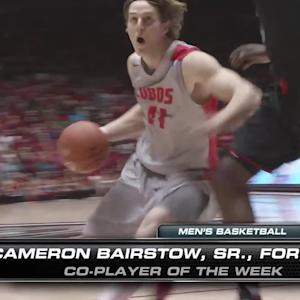 Mountain West Men's Basketball Co-Players of the Week