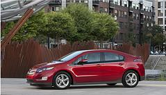 Chevy Volt: Flagship Model Of The Government-Industrial Complex