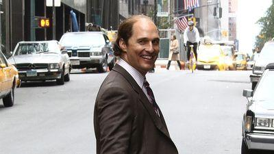 Matthew McConaughey as a Bald Slob Won't Make Your Monday Any Better