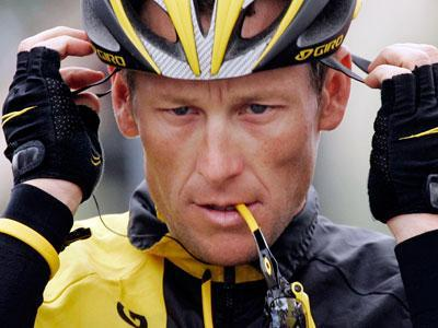 What is Lance Armstrong's next move?