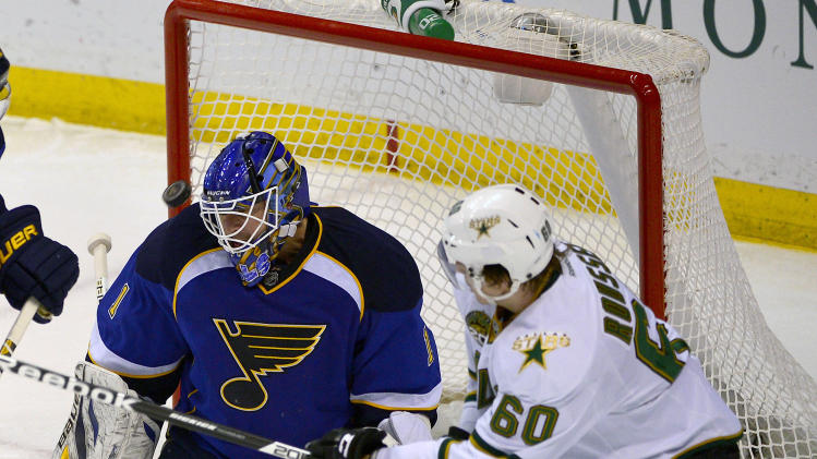 NHL: Dallas Stars at St. Louis Blues