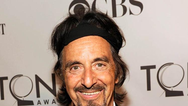 Al Pacino Tony Awards