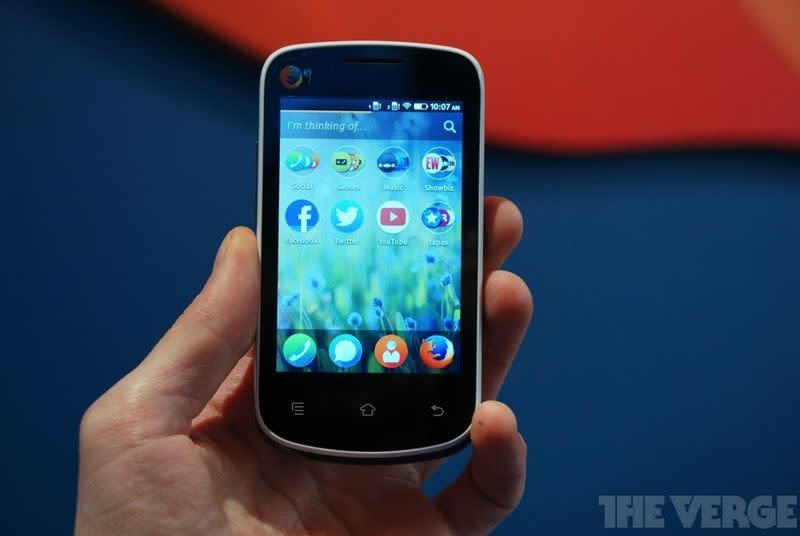 Mozilla gives up on its dream of a $25 Firefox smartphone