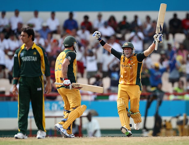 [ARH2010] Australia v Pakistan - ICC T20 World Cup Semi Final