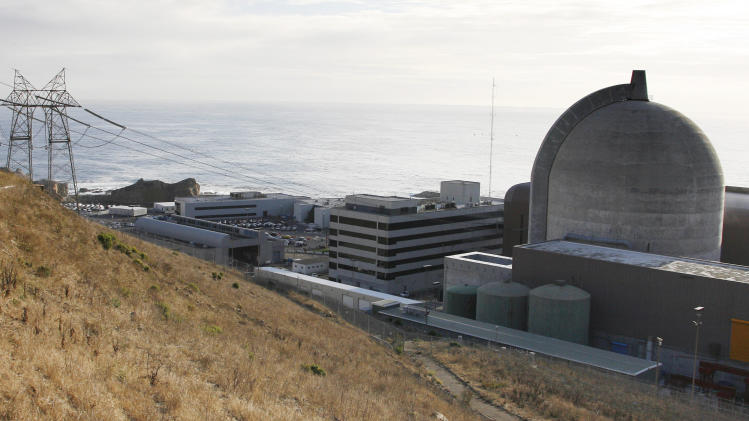 Coastal panel mulls quake study near nuke plant