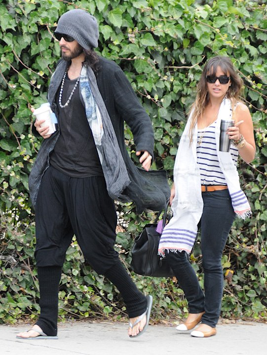 Russell Brand, Isabella Brewster