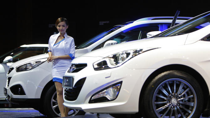 Hyundai to sell hydrogen-powered SUV in 2014