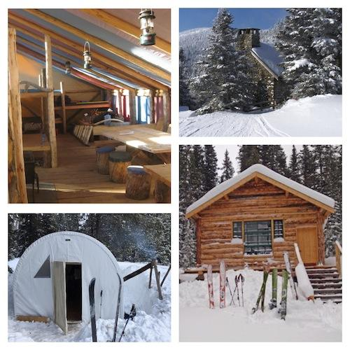 Micro Week 2015: The Tiniest Backcountry Skiing Yurts, Quonset Huts & Cabins