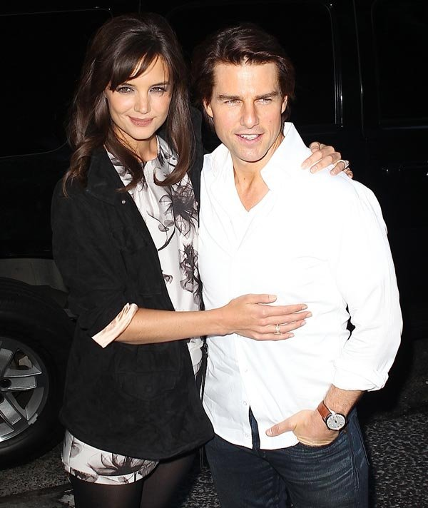 Tom Cruise Treated Katie Holmes Like A Puppet — New Report