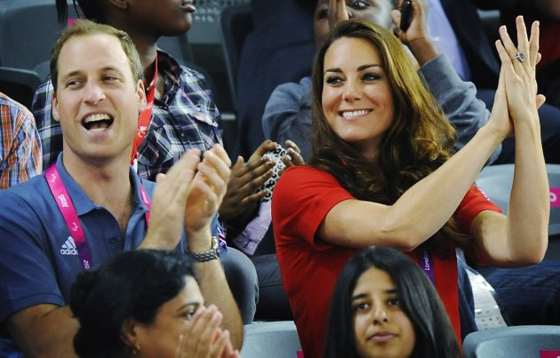 Will Kate paralympics