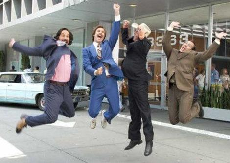 'Anchorman' Sequel and 'Prisoners' Filming in Atlanta Area