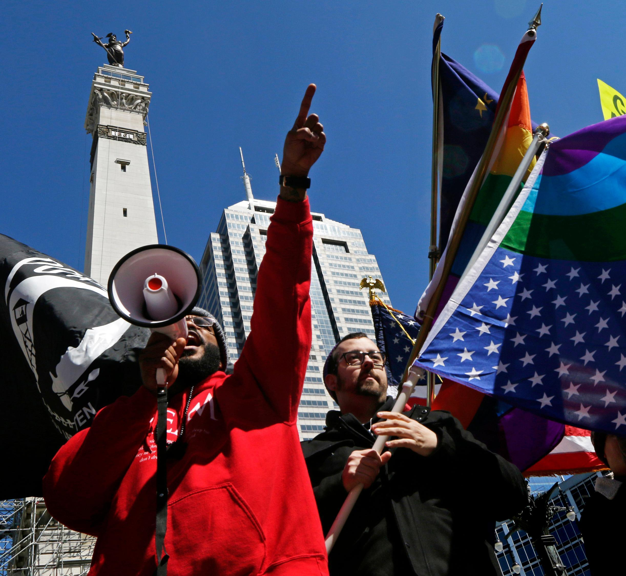What makes Indiana's religious freedom law different?