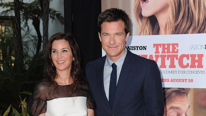 The Switch LA Premiere 2010 Jason Bateman Amanda Anka